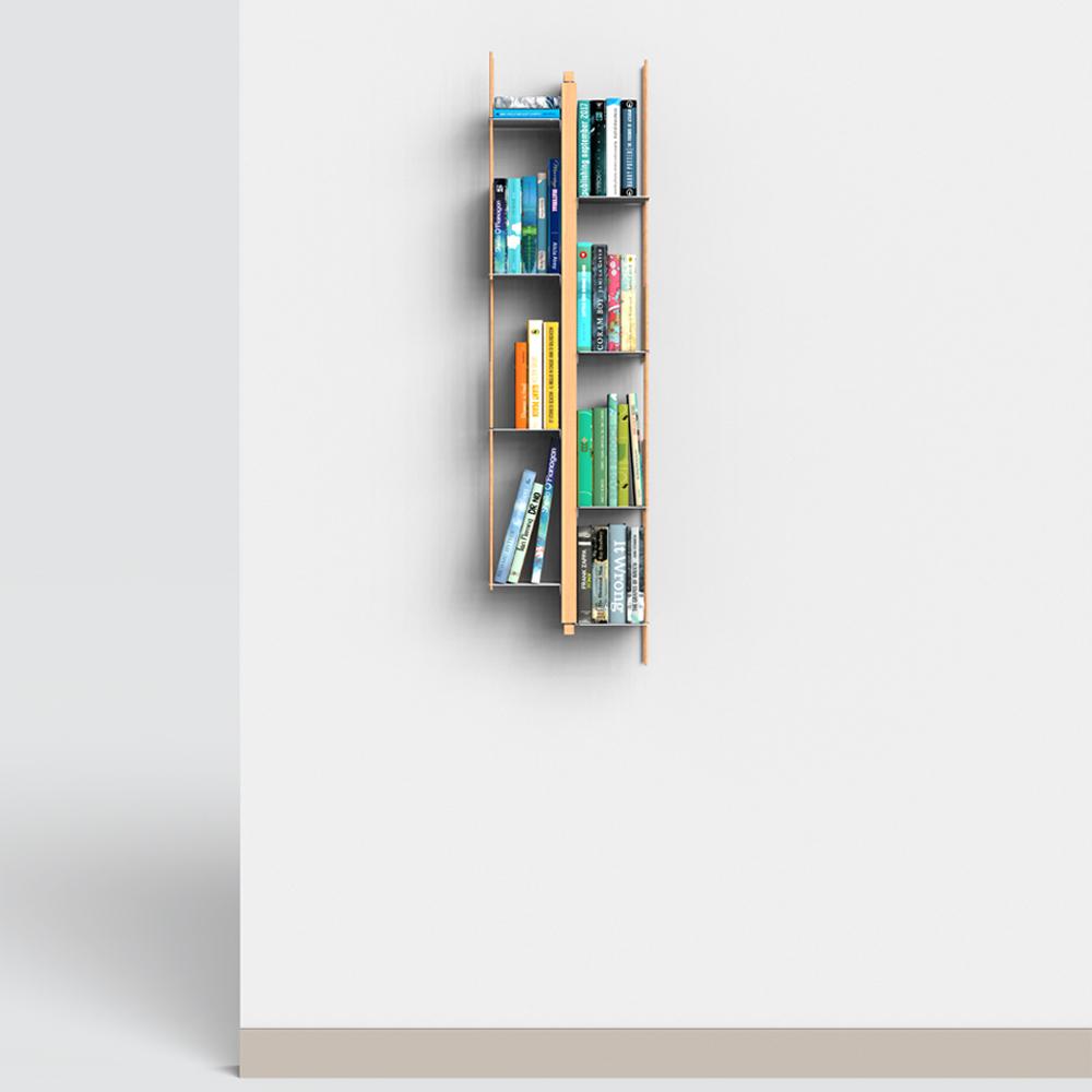 Il Mobile Libreria Liber 0 Di Ronda Design : Libreria sospesa design comp with