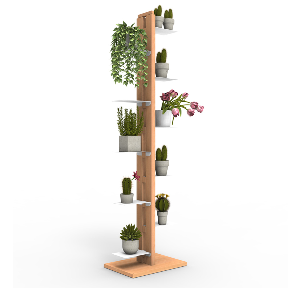 Zia Flora |  Indoor column plant holder | h 150 cm